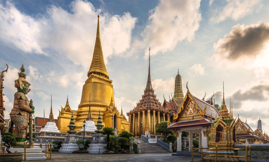 TOUR OF THAILAND'S OLD KINGDOMS