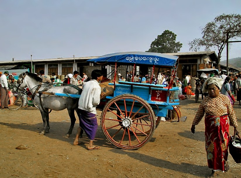 LIFETIME MYANMAR FAMILY HOLIDAY