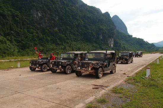 VIETNAM CENTRAL JEEP TOUR ON HO CHI MINH TRAIL