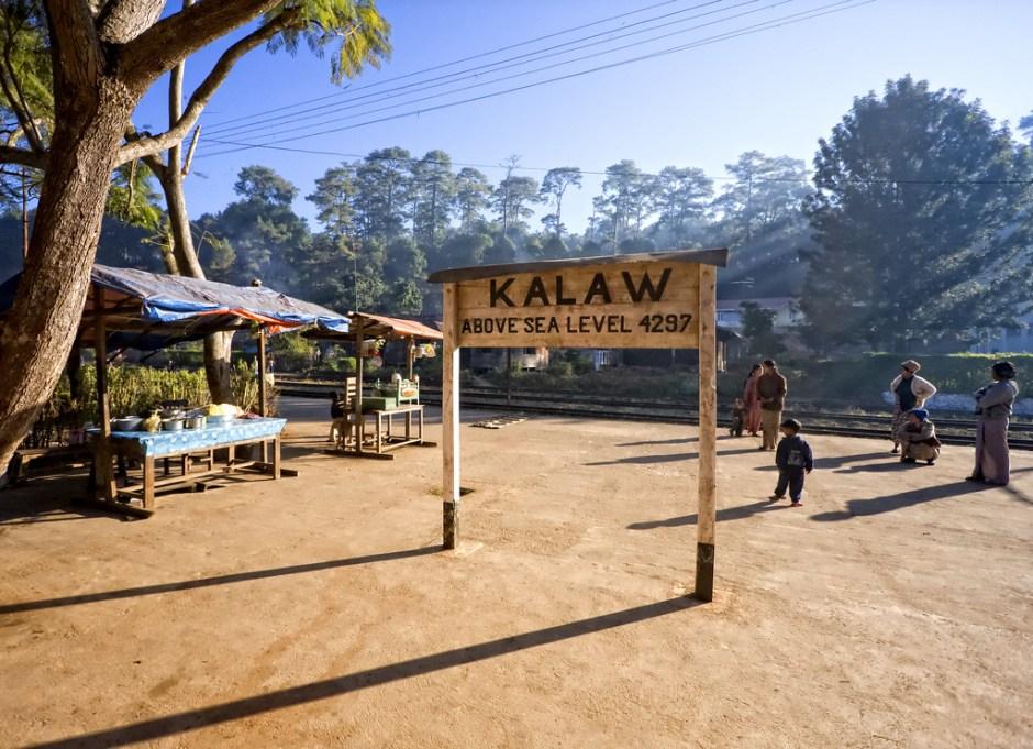 INLE TREKKING TOUR TO KALAW & PINDAYA