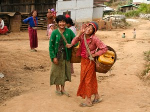 Myanmar Adventure Tours:  Myanmar Biking & Trekking Tour To The Shan Hills