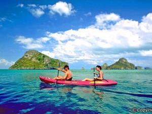 Koh Samui Kayaking and Snorkeling Tours_Thailand  diving & kayaking tours