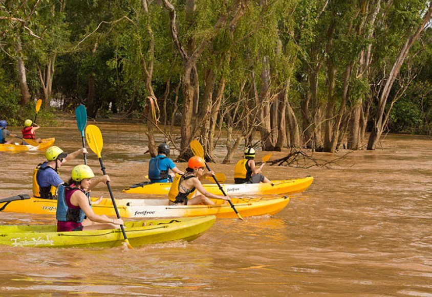 SPECIAL CAMBODIA KAYAKING AND CAMPING TOUR