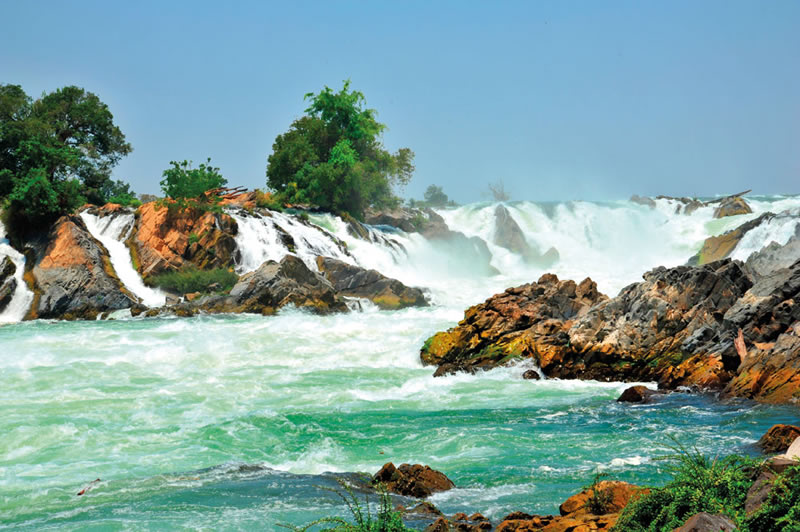 LUANG PRABANG AND PAKSE TOUR IN COMBINATION