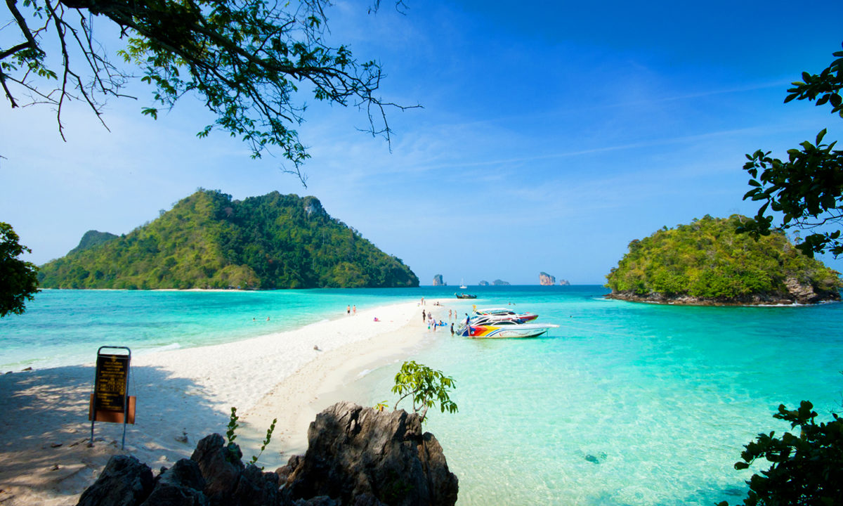 AMAZING KRABI BEACH TOUR FROM BANGKOK