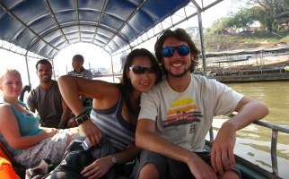 10 day cruise trip from Golden Triangle to Vientiane - Laos cruise tours