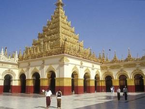 Myanmar Day Tours: Mandalay Craft Tour To Mahamuni Pagoda