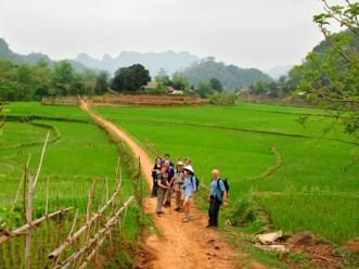 Vietnam Adventure Tours: Northern Vietnam Adventure And Trekking Tour