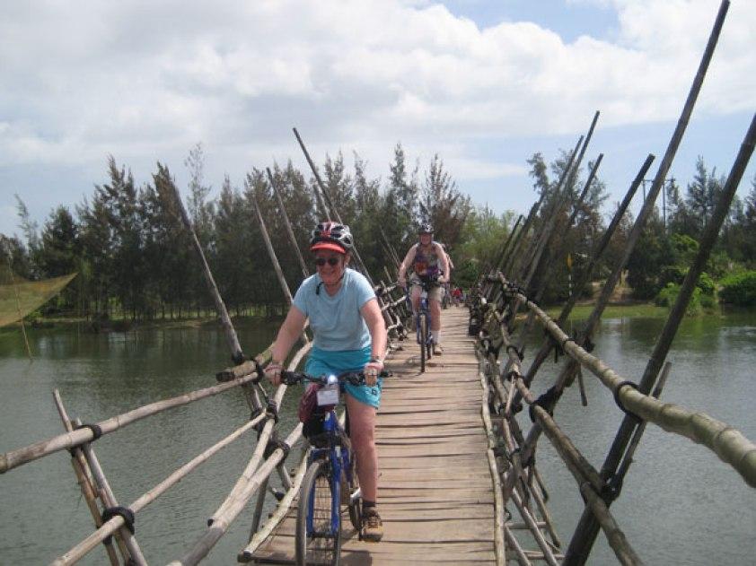 SAIGON CYCLING TOUR TO MEKONG DELTA