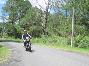 MEKONG DELTA MOTORCYCLE TOUR OF WILD NATURE
