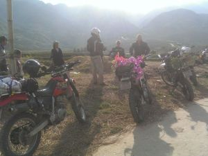 SHORT NORTH-WEST VIETNAM MOTORBIKE TOUR TO THAC BA
