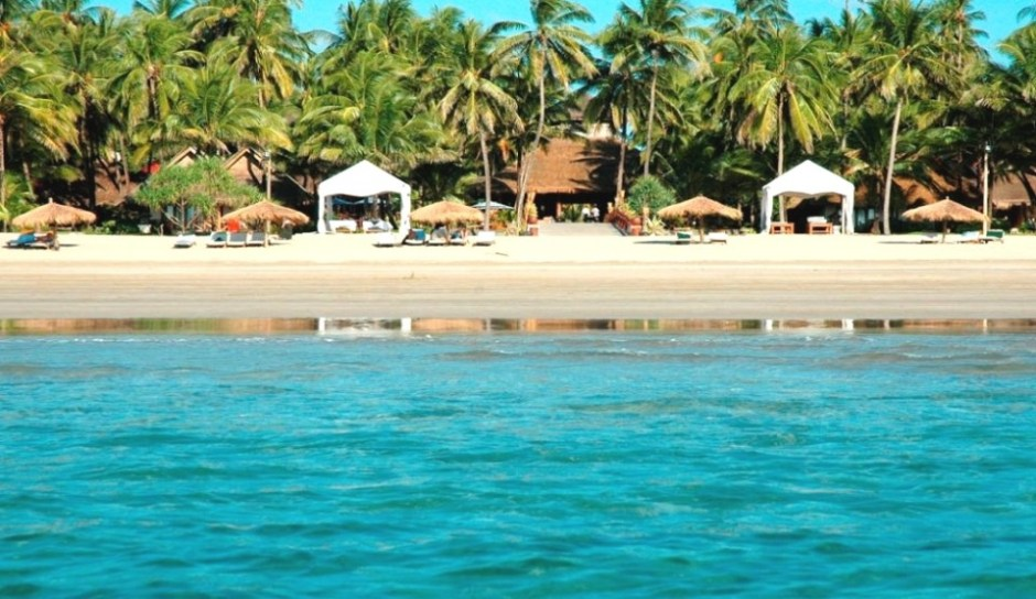 ROMANTIC NGWE SAUNG BEACH VACATION