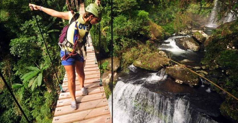 LAOS VENTURING EXPEDITION FROM NORTH TO SOUTH