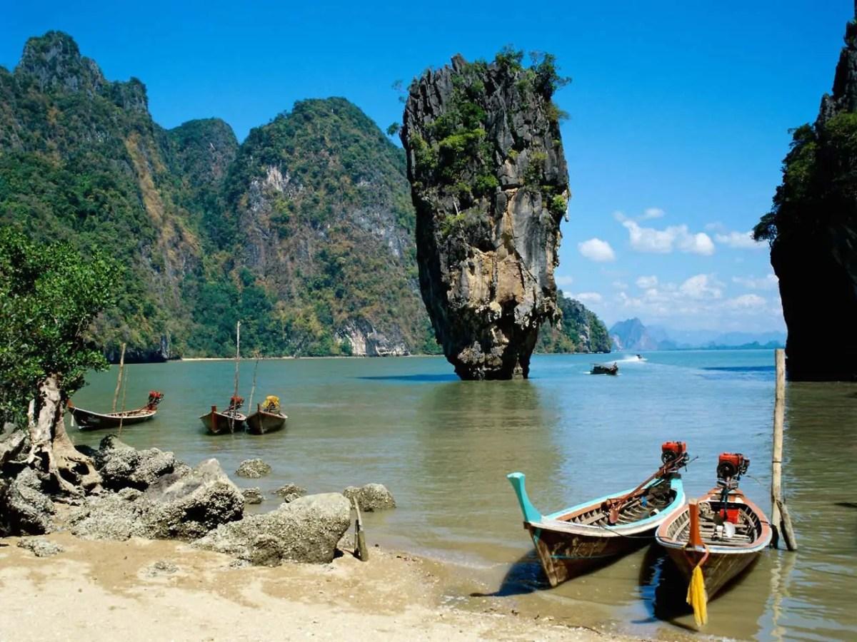 PHUKET BEACH TOUR TO PHI PHI AND PHANG NGA ISLANDS