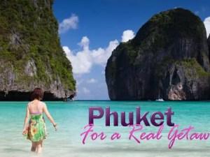 Essence of Phu Ket beach vacation_Thailand beach tour