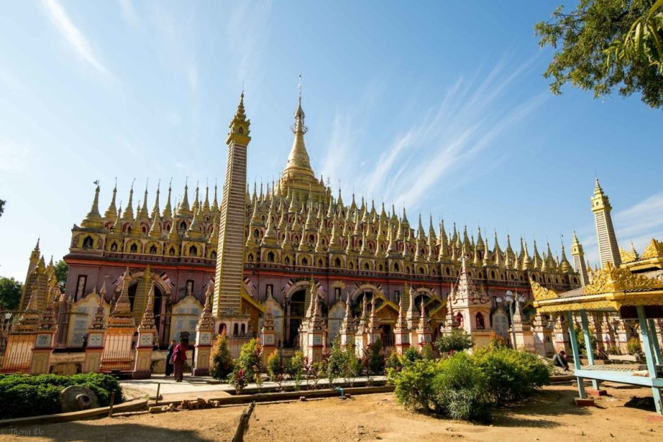 MANDALAY DISCOVERY TOUR AT MONYWA AND PO WIN TAUNG
