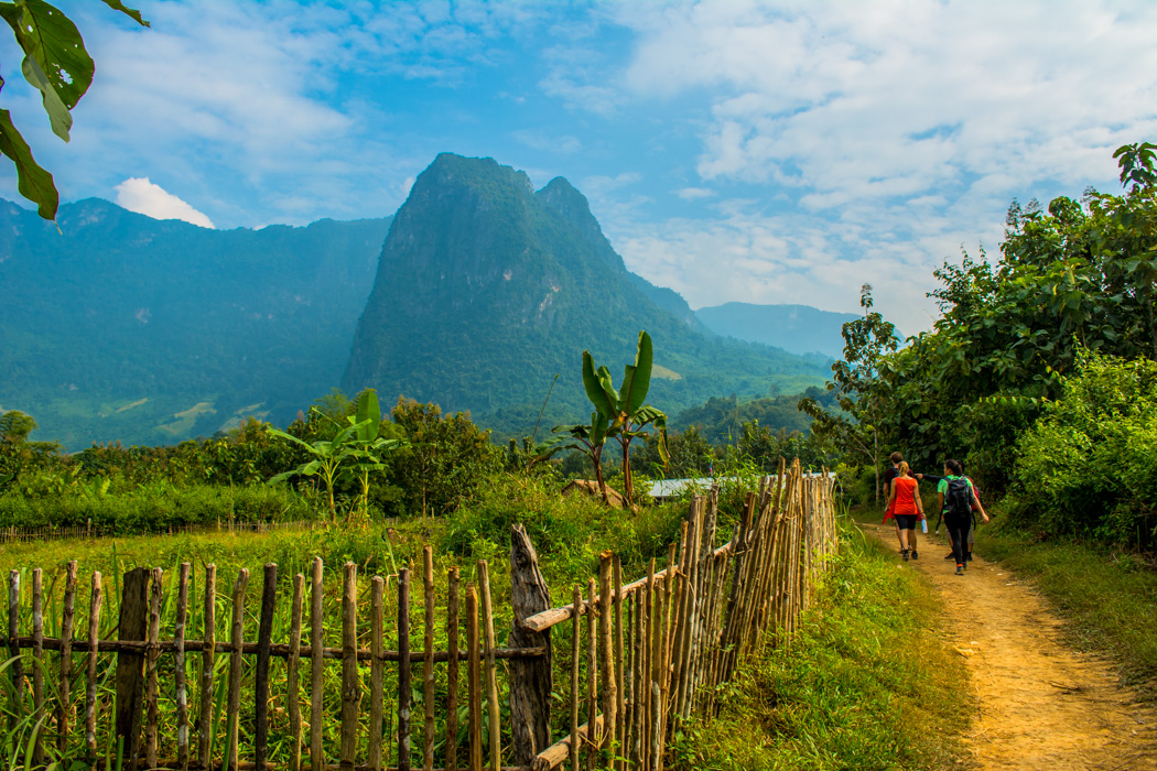 SHORT LUANG PRABANG ADVENTURE TREKKING TOUR