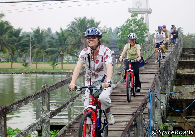 PASSION OF CENTRAL THAILAND CYCLING TOUR