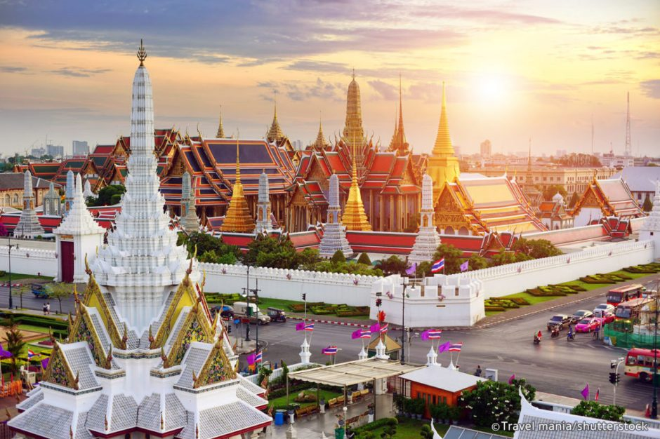 HIGHLIGHTS OF BANGKOK TOUR