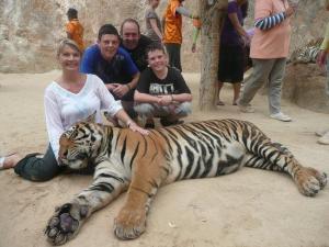 Bangkok Day Tours to Kanchanaburi and Tiger Temple_Short Bangkok tours