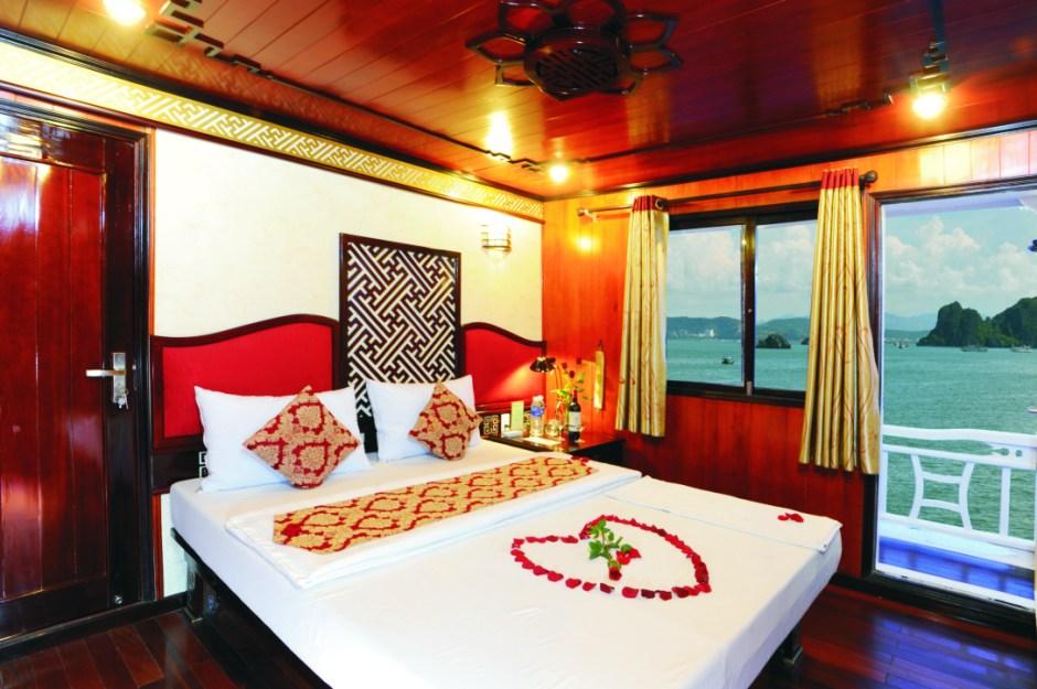 Royal Heritage Cruise With Bai Tu Long Bay Exploration (3 Days/ 2 Nights)