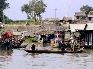 RV Lan Diep Upstream Cruise Holiday from Saigon to Siem Reap