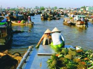 Authentic Mekong Cruise Tour from Cai Be to Long Xuyen - 3 Days