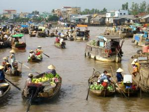 Mekong Song Xanh Cruise Trip from Cai Be to Can Tho - 2 Days
