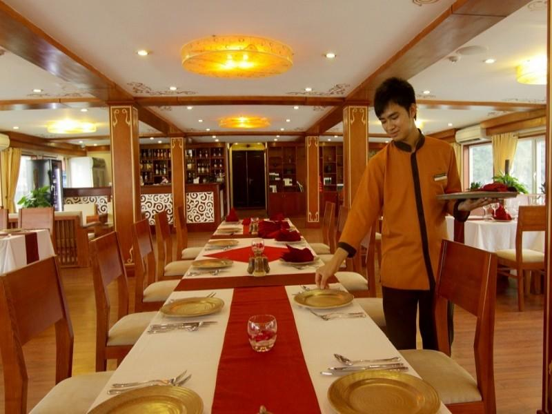 Huong Hai Sealife Cruise Tour for 2 Days / 1 Night