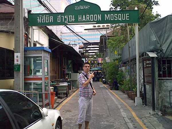 UNIQUE BANGKOK MUSLIM TOUR FOR 4 DAYS