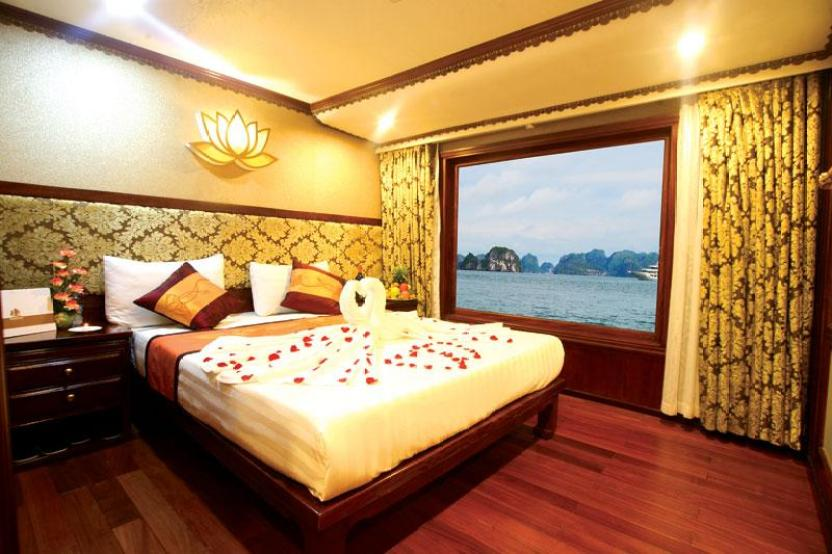 2-Day Halong Bay Cruise Tour with Oriental Sails