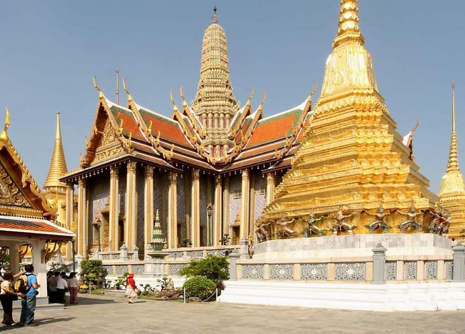 BANGKOK STOPOVER TOUR