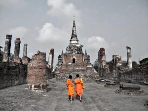Bangkok Sightseeing Tour to Ayutthaya_Short Bangkok tours