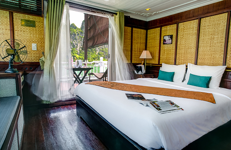 Two Days Halong Bay Discovery with Bhaya Classic Cruise