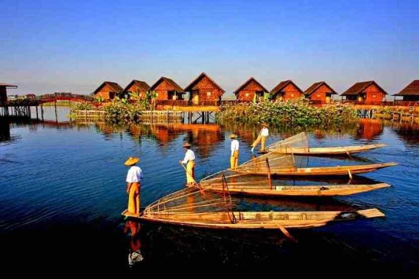 10 Day Myanmar Package Tour Yangon - Mandalay