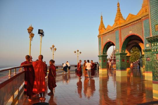 10 Day Myanmar Package Tour Yangon – Mandalay