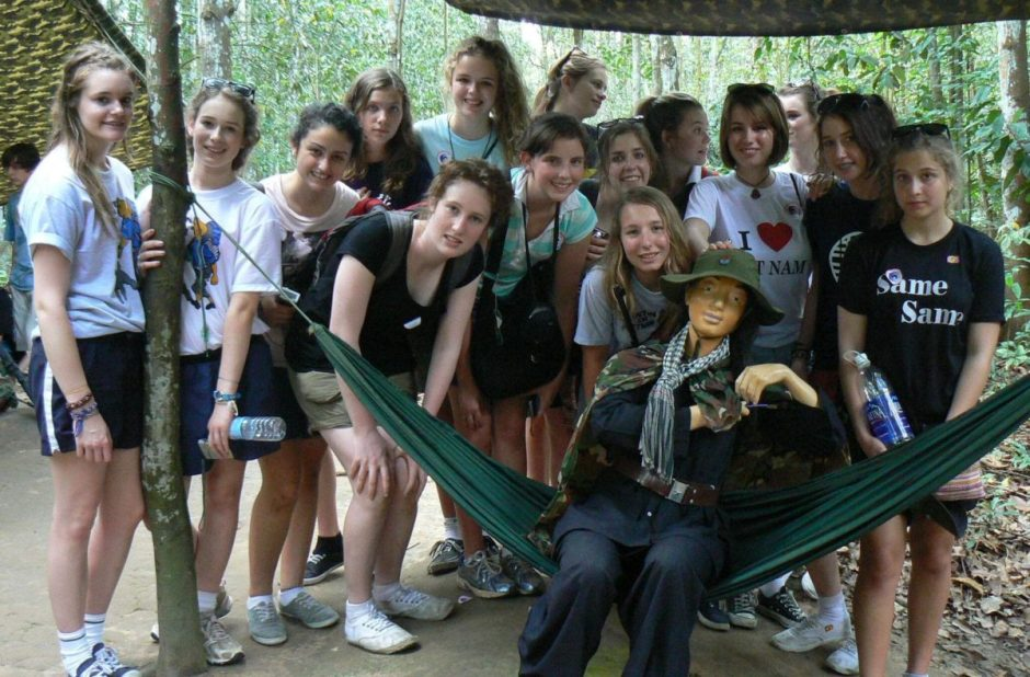 VIETNAM - CAMBODIA STUDY TOUR FOR OVERSEA STUDENTS - 10 Days