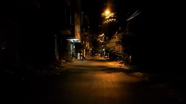 Darkness can show you the light #darkstreet #tanphu