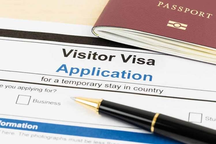 The Visitor Visa Application