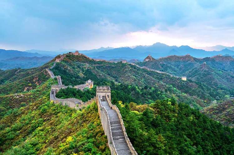 The chinese wall