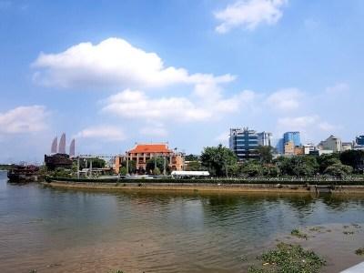 ホーチミン博物館_4区_ホーチミン_HoChiMinh Musium_Dist4_HCMC_Vietnam