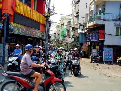 4区_ホーチミン_Dist4_HCMC_Vietnam