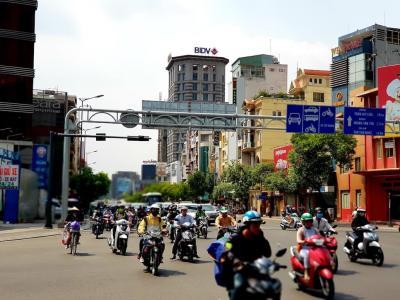Nam Ky Khoi Nghia St_Dist3_HCMC_Vietnam