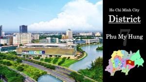 Vietnam-HoChiMinhCity-District7-PhuMyHung-ベトナム-ホーチミン-7区-フーミーフン