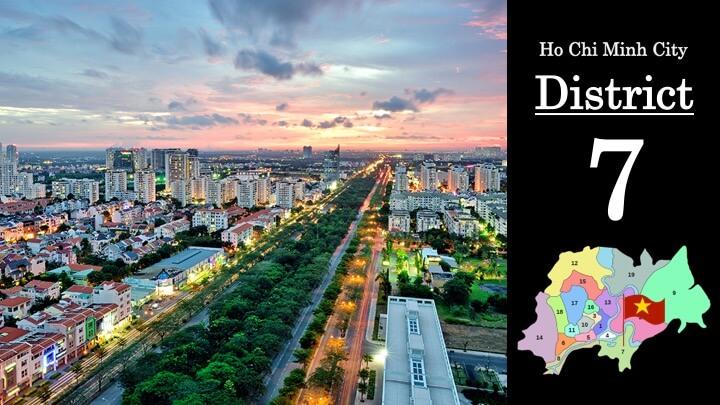 Vietnam-HoChiMinhCity-District7-ベトナム-ホーチミン-7区