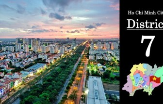 Vietnam-HoChiMinhCity-District7-ベトナム-ホーチミン-7区