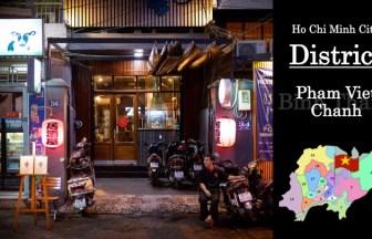 Vietnnam-HochiminhCity-Binh Thanh District-Pham Viet Chanh
