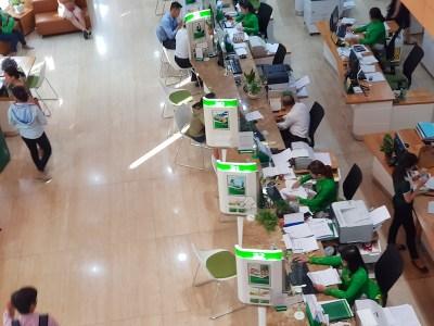 Vietcombank-Vietnam-ベトコムバンク-ベトナム