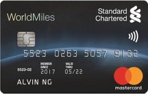 Vietnam-Standard Charterd world-miles