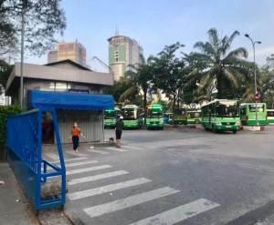 Bus Stop_23/9 Park